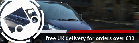 free uk delivery for all car panel orders over £30