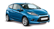 ford fiesta car panels